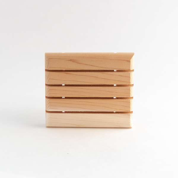 Cedar Soap Saver (Soap Dish)