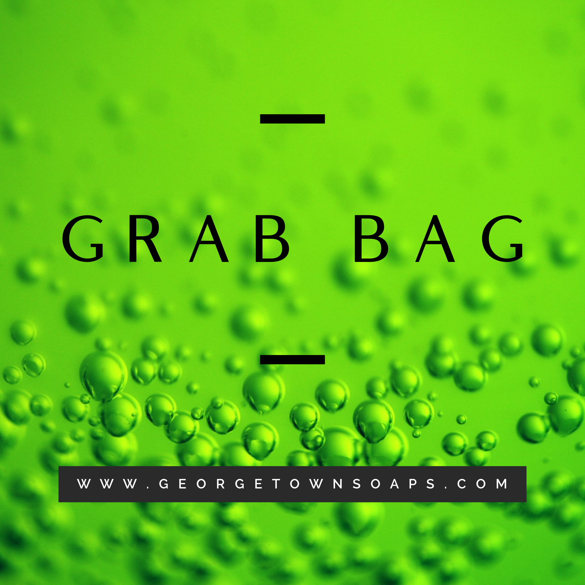 Soap Grap Bag