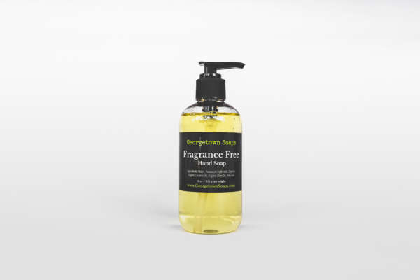 Fragrance Free Hand Soap