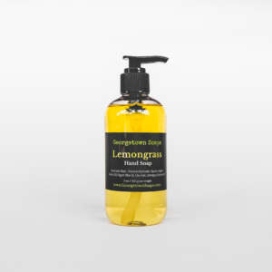 liquid soap lemongrass