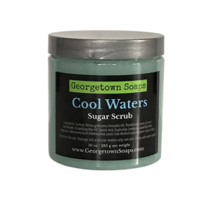 Cool Waters Sugar Scrub