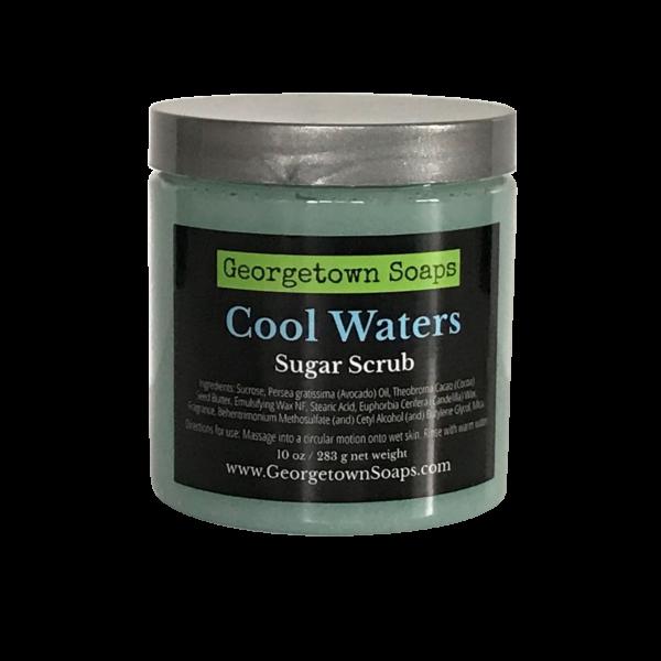 Cool Waters Sugar Scrub