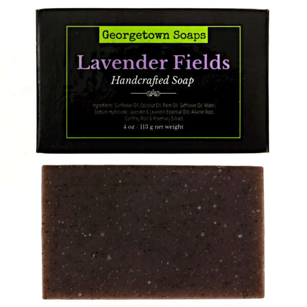 Lavender Fields Handmade Soap