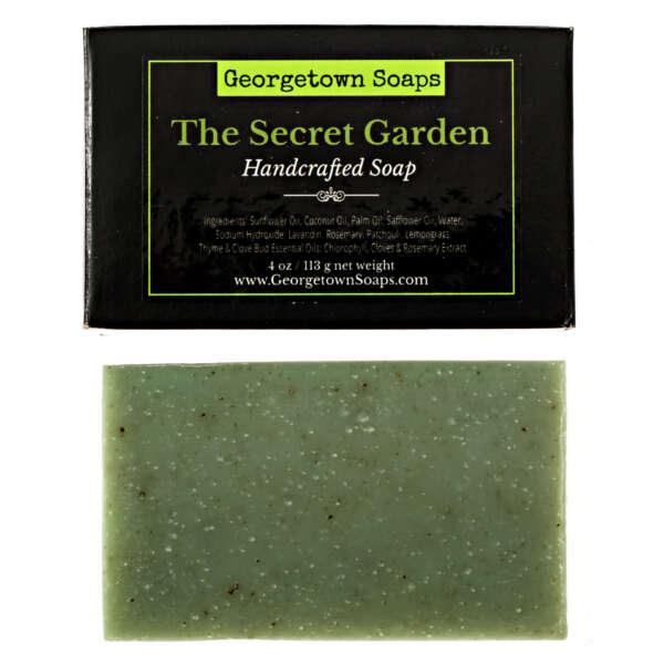 The Secret Garden Handmade Soap