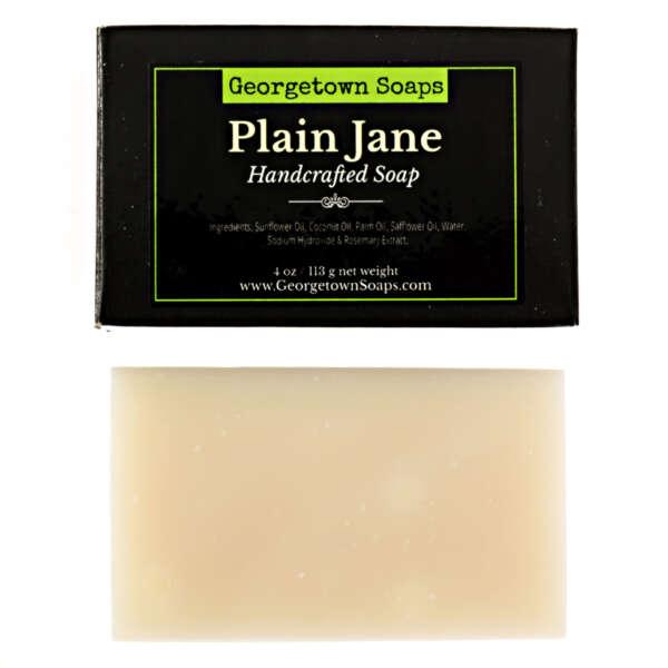 Plain Jane Handmade Soap