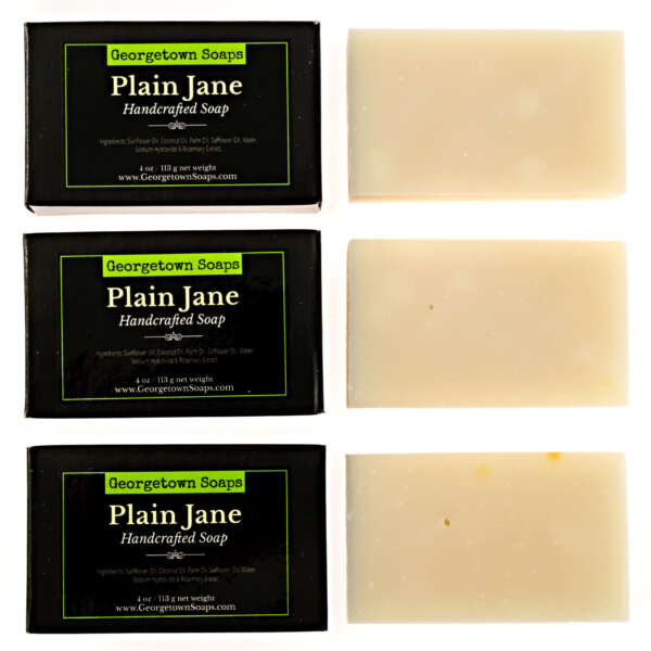 Plain Jane Handcrafted Soap