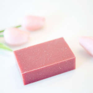 Sunshine kiss handcrafted essential oil soap
