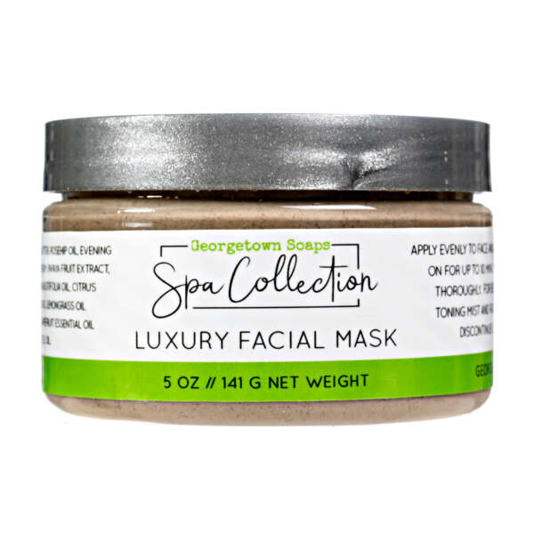 luxury facial mask