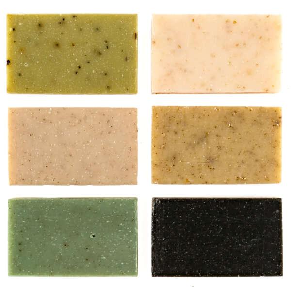 essential oil organic soap