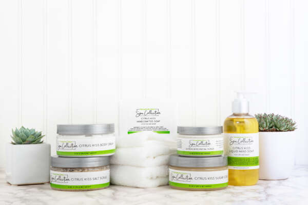spa collection essential oils gift set